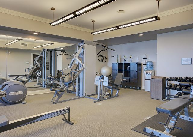 Seasons at Sandpoint - Fitness Facility