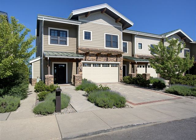 Townhome 508 - Entrance