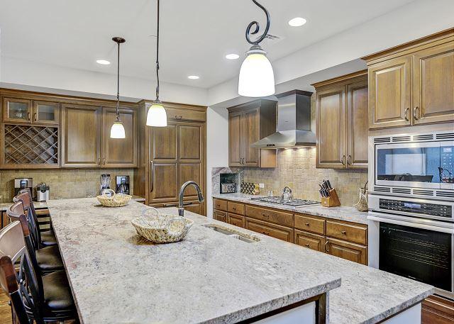 Townhome 508 - Kitchen