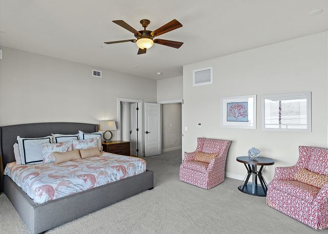 Townhome 508 - Master Suite