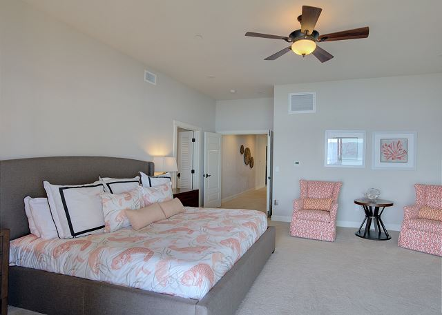 Townhome 508 Master Suite