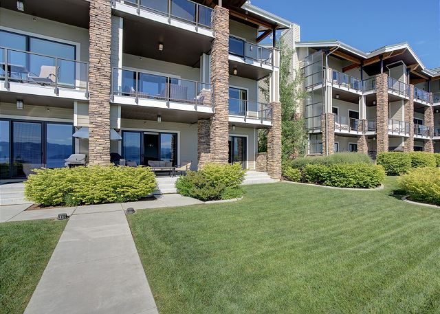 Townhome 508 - Patio Space