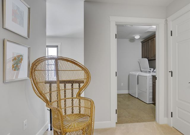 Townhome 508 - Personal Laundry Room
