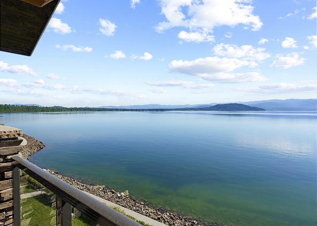 Townhome 508 - Balcony Lake View
