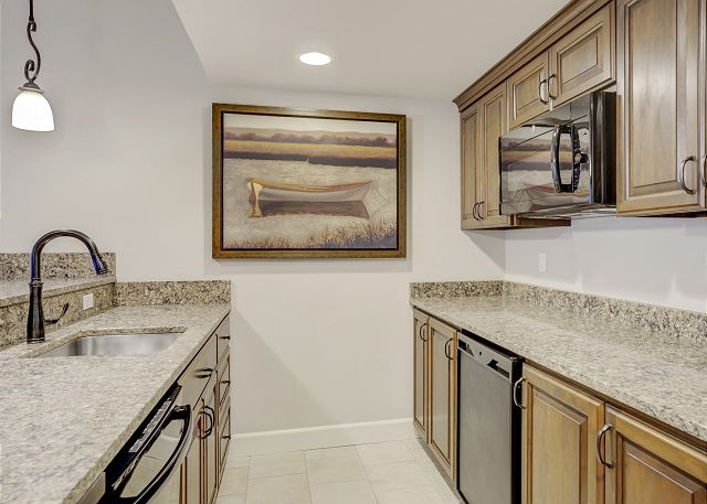 Townhome 508 - Kitchenette