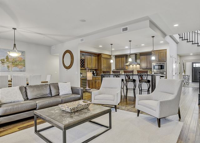 Townhome 508- Living Room