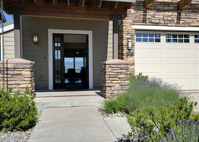 Townhome 508 - Main Entrance