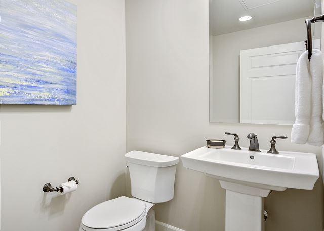 Townhome 508 - Guest Half Bath