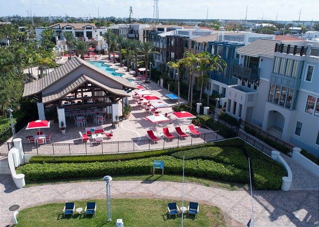 The Clubhouse & Pool Deck Bar