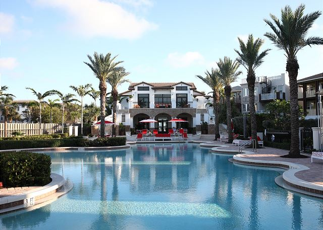 The Clubhouse & Pool Deck