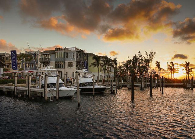 Marlin Bay Resort & Marina - The Marina & Rental Homes at Sunset