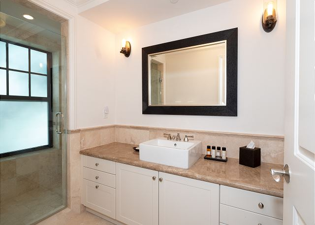 Residence #3823 - Lower Level En Suite Guest Bathroom