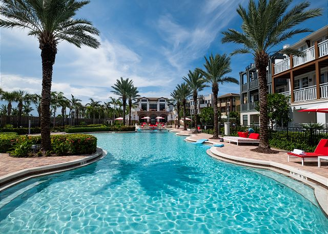 Marlin Bay Resort & Marina - Clubhouse and Pool Deck