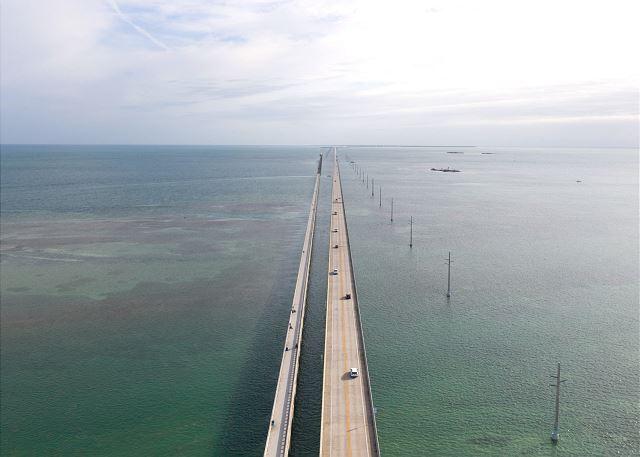 Local Attractions - 7 Mile Bridge