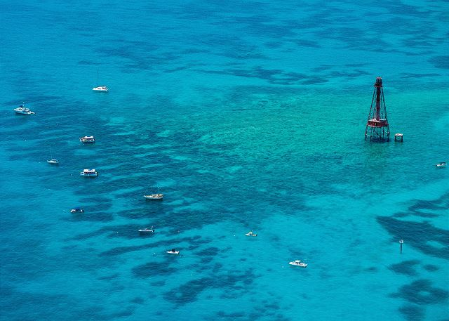 Local Attractions - Sombrero Reef