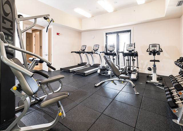 The Clubhouse - Fitness Center