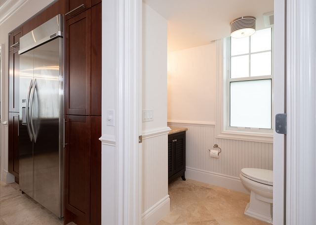 Residence #3828 - Half Bathroom on Main Level
