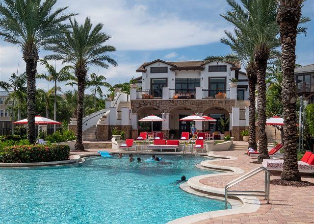 Marlin Bay Resort & Marina - Clubhouse and Pool