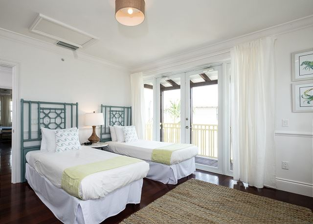 Residence #3828 - Upper Level Guest Bedroom