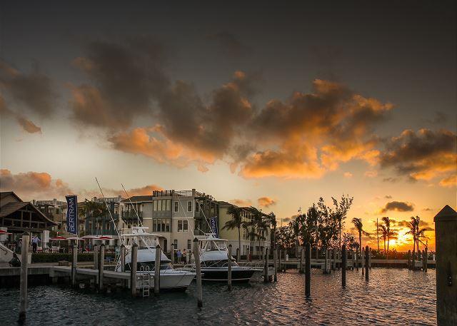 Marlin Bay Resort & Marina - Marina & Rental Homes at Sunset