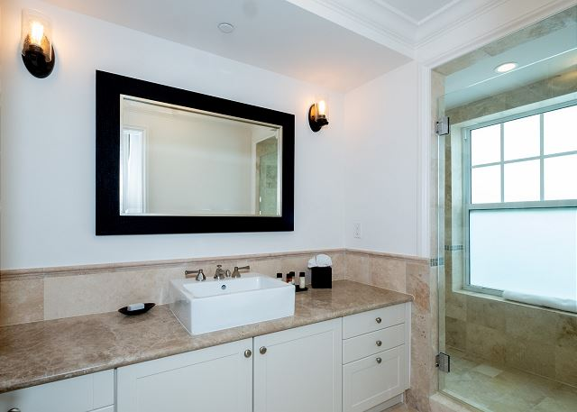 Residence #3828 - Lower Level En Suite Guest Bathroom