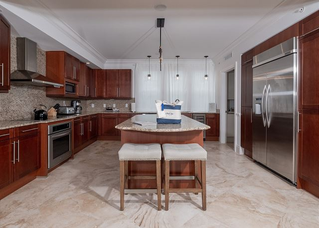 Residence #3828 - Fully Furnished Kitchen