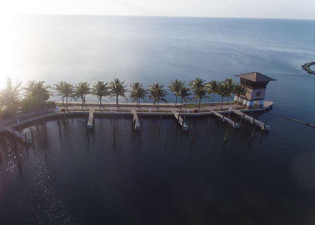 Marina Aerial Views - Sunset Path & Sunset Tower