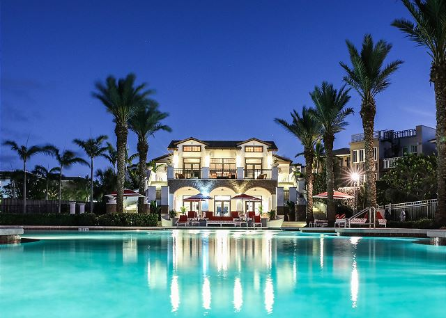 Pool Views - The Clubhouse