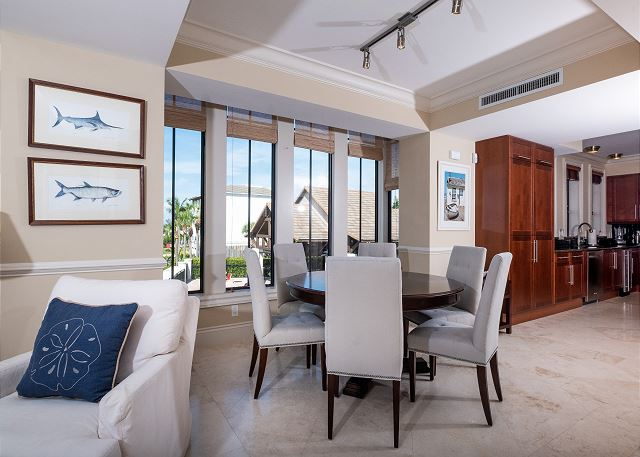 Residence #3820 - Dining Space & Gourmet Kitchen