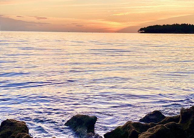 Marina Views at Sunset