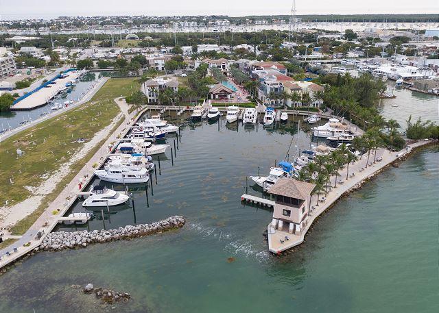 Marina Aerial Views - Inner Basin
