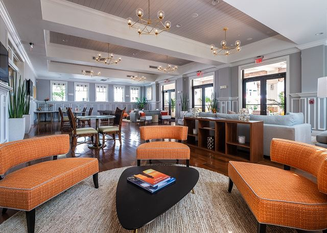 The Clubhouse - Lounge