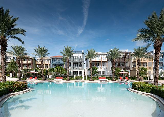 Marlin Bay Resort & Marina - Pool Deck & Rental Homes