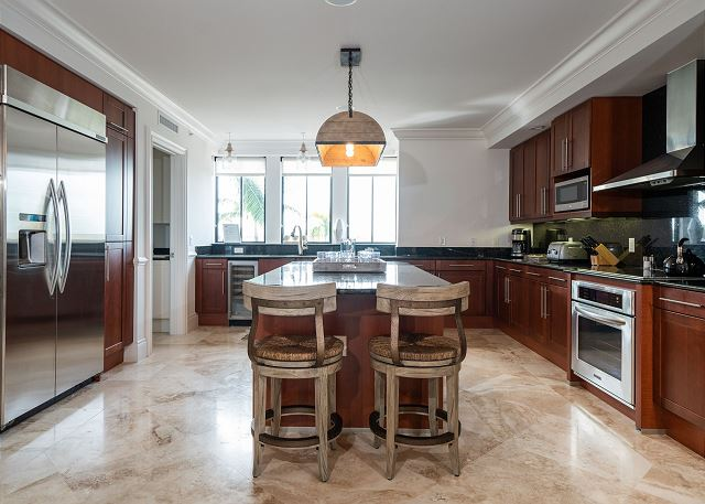 Residence #3825 - Fully Furnished Kitchen