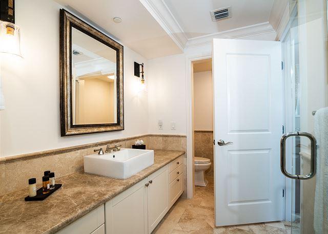 Residence #3821 - Lower Level En Suite Guest Bath