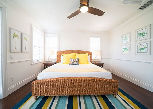 Residence #3821 - Upper Level Guest Bedroom