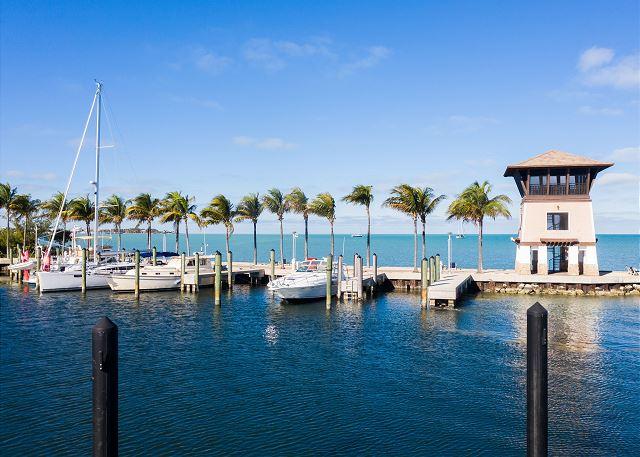 Marina Views - Slips with Fully Powered Concrete Docks