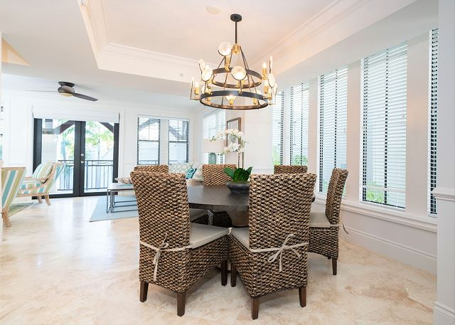 Residence #3830 - Dining Area