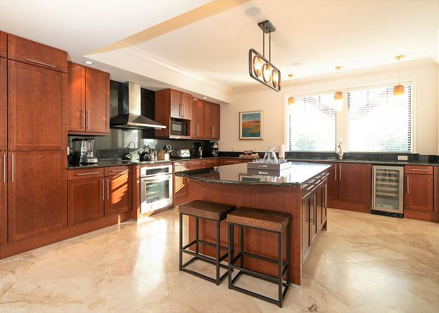 Residence #3830 - Fully Furnished Kitchen