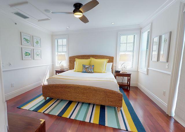 Residence #3830 - Upper Level Guest Bedroom