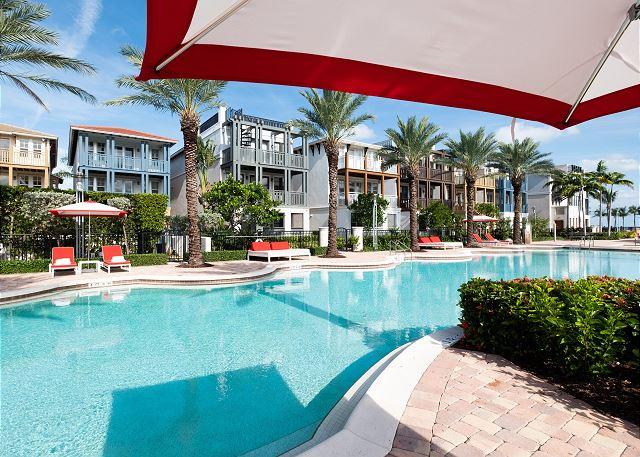 Marlin Bay Resort & Marina - Rental Homes & Pool Deck