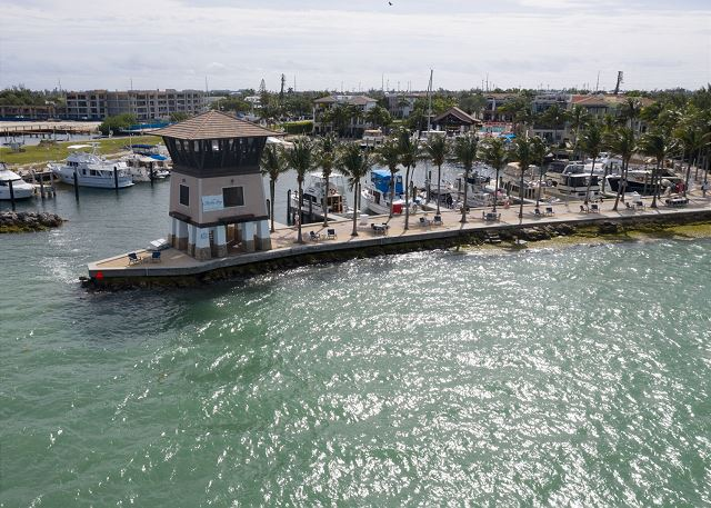 Marina Aerial Views