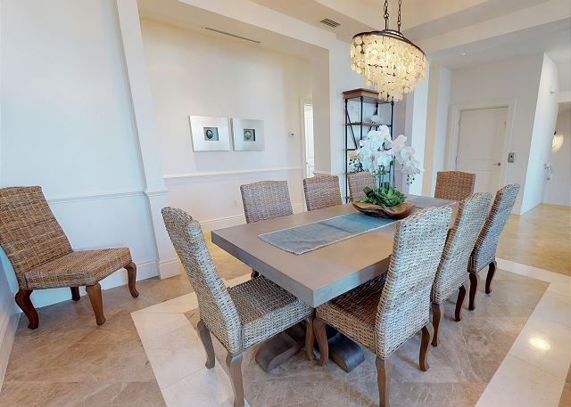 Residence #3840 - Dining Area