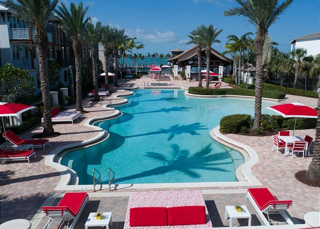 Marlin Bay Resort & Marina - Pool Deck