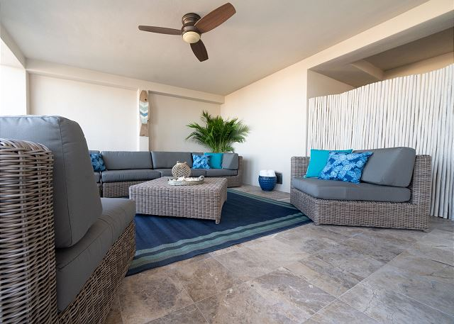 Residence #3840 - Outdoor Sitting Area