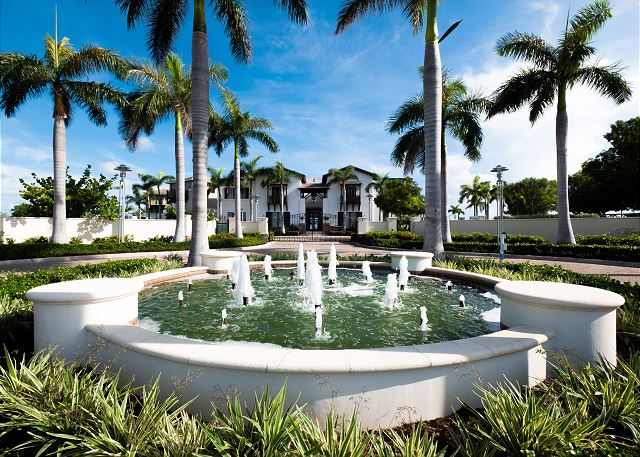 Marlin Bay Resort & Marina - Gated Entrance