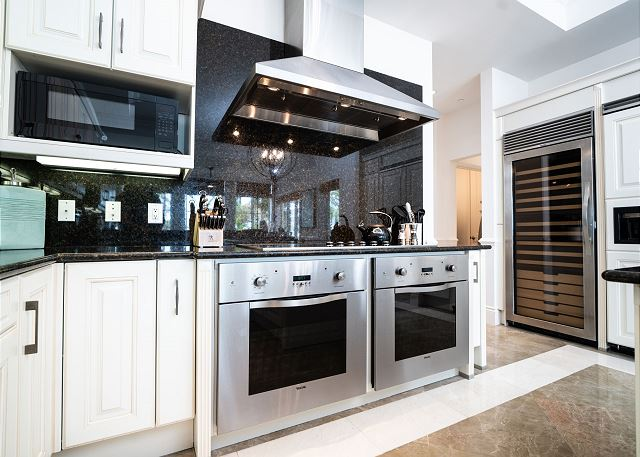 Residence #3840 - Fully Furnished Kitchen with Viking Appliances