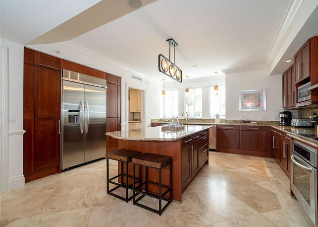 Residence #3827 - Fully Furnished Kitchen