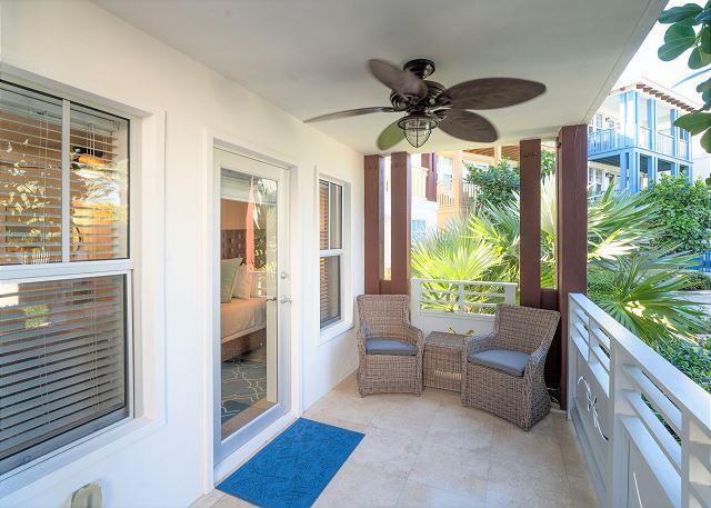 Residence #3829 - Lower Level Terrace