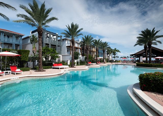 Marlin Bay Resort & Marina - Pool